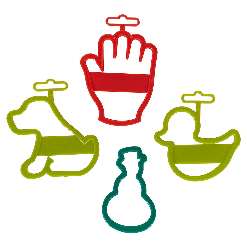 i-Create Craft Cookie Cutters 100 Pack