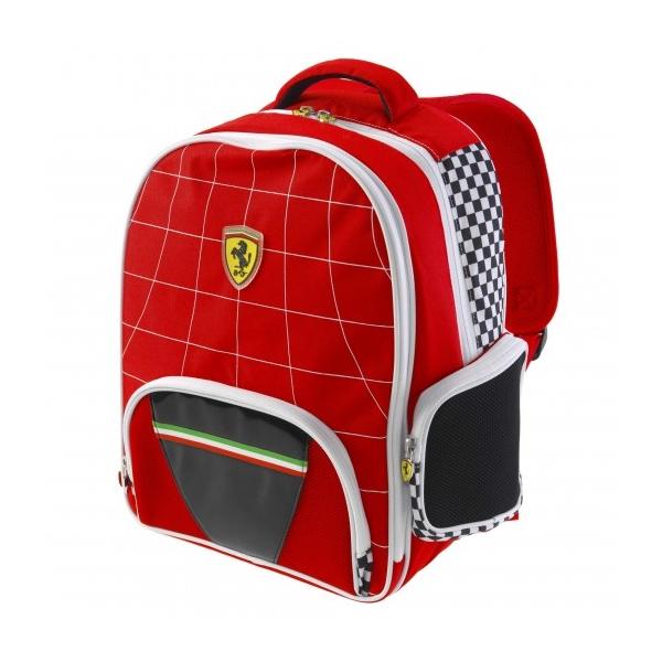Kids Ferrari Shield Backpack