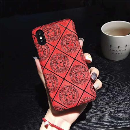 Versace iphonex/8ケース 薄型 シン・フィット ヴェルサーチ アイフォン7 plusケース 脱着簡単 耐久性