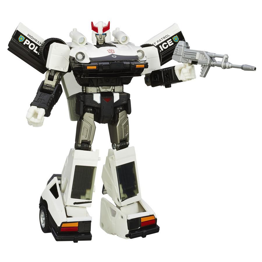Transformers Masterpiece Prowl Figure