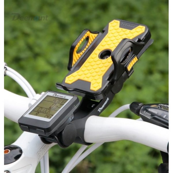 Deemount Bicycle Bracket for Headlight & Speedometer Mount - Bicycle Australia