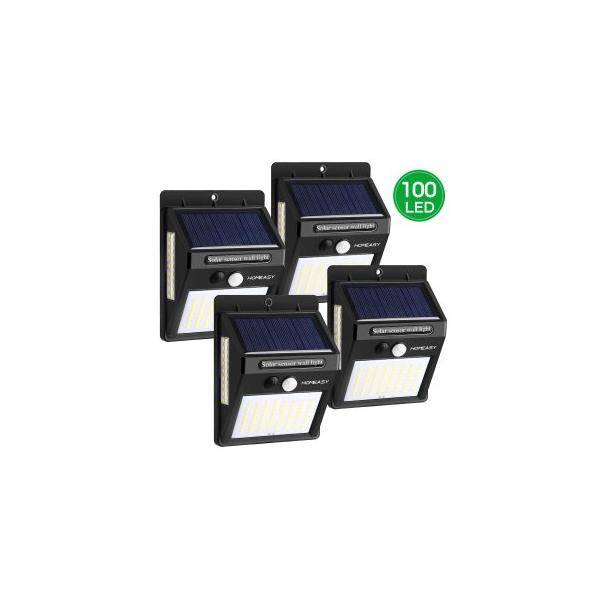 Solarlampen Außen mit Bewegungsmelder