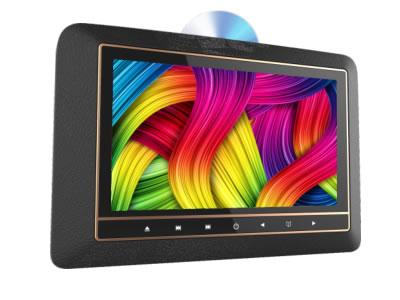 9 inch Interchangeable skins HD headrest DVD Player