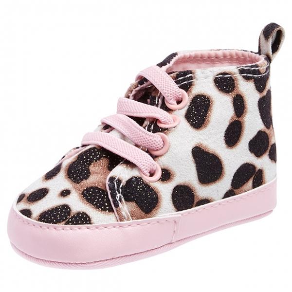 Cori Pre Walker Shoes - Pink