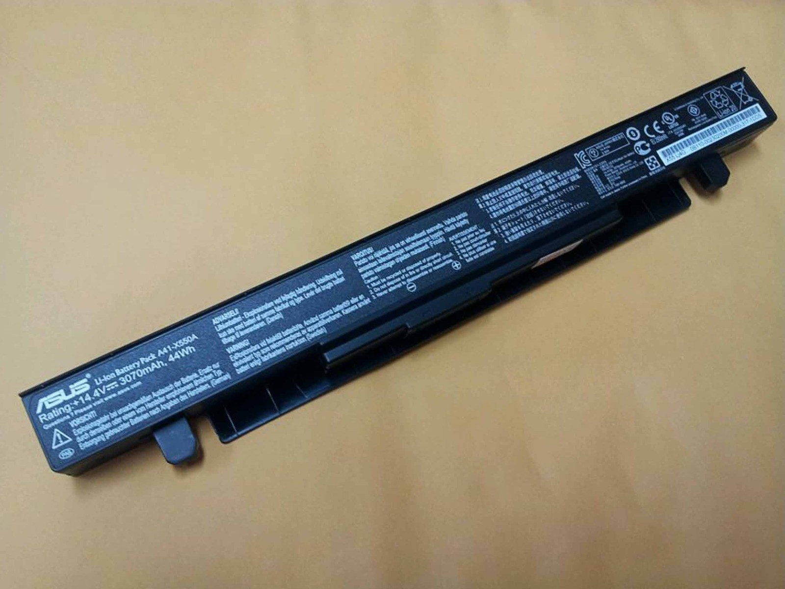 Batterie Pc Portables pour Asus A41-X550