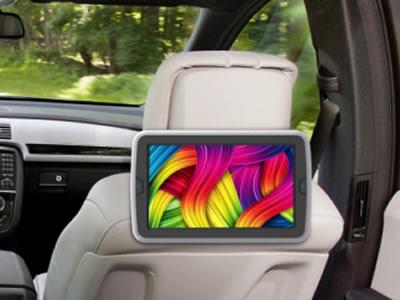 10.1 inch Headrest Car DVD Player