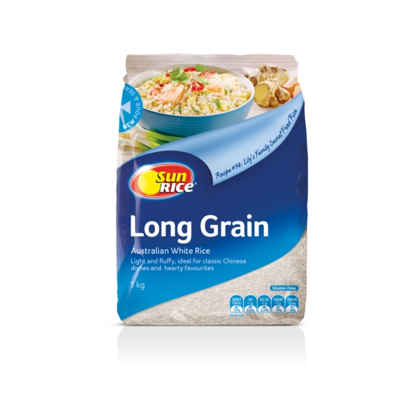 Products > SunRice White Long Grain Rice - SunRice