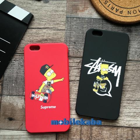 iPhone8 ケース シンプソンズ