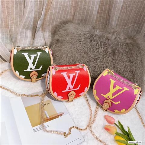 プランド ルイヴィトン 丸型 ショピングバッグ 可愛い LV 綺麗 カバン 肩掛けバッグ LOUIS VUITTON 大人気