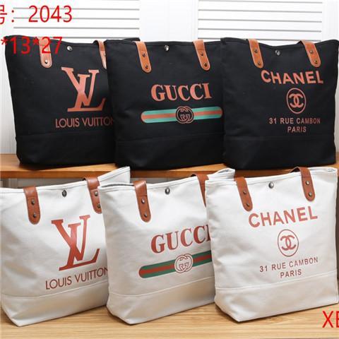 バッグ シャネル プランド グッチ キャンバス ファッション トートバッグ Lサイズ LOUIS VUITTON 大容量 通学 通勤  ベージュココマーク