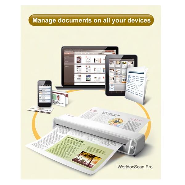 Penpower WorldocScan Pro