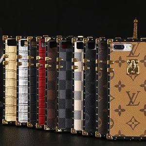 ヴィトン iphone7ケース アイトランク モノグラム ファッションショー