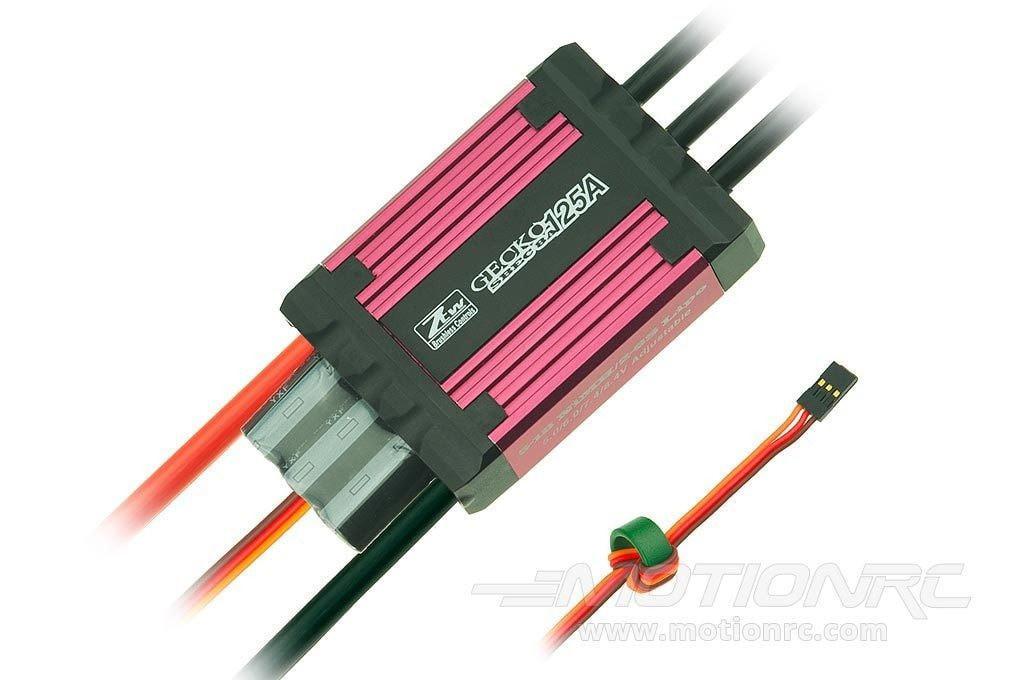 ZTW Gecko 125A ESC with 8A SBEC